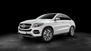 Mercedes GLE COUPE' AMG 450